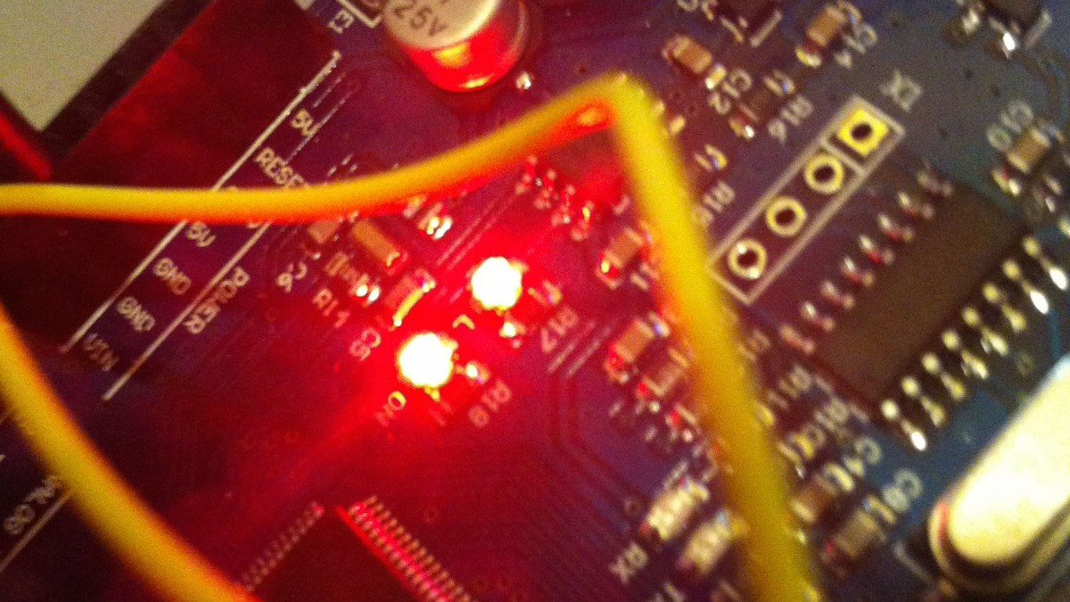 background arduino aig